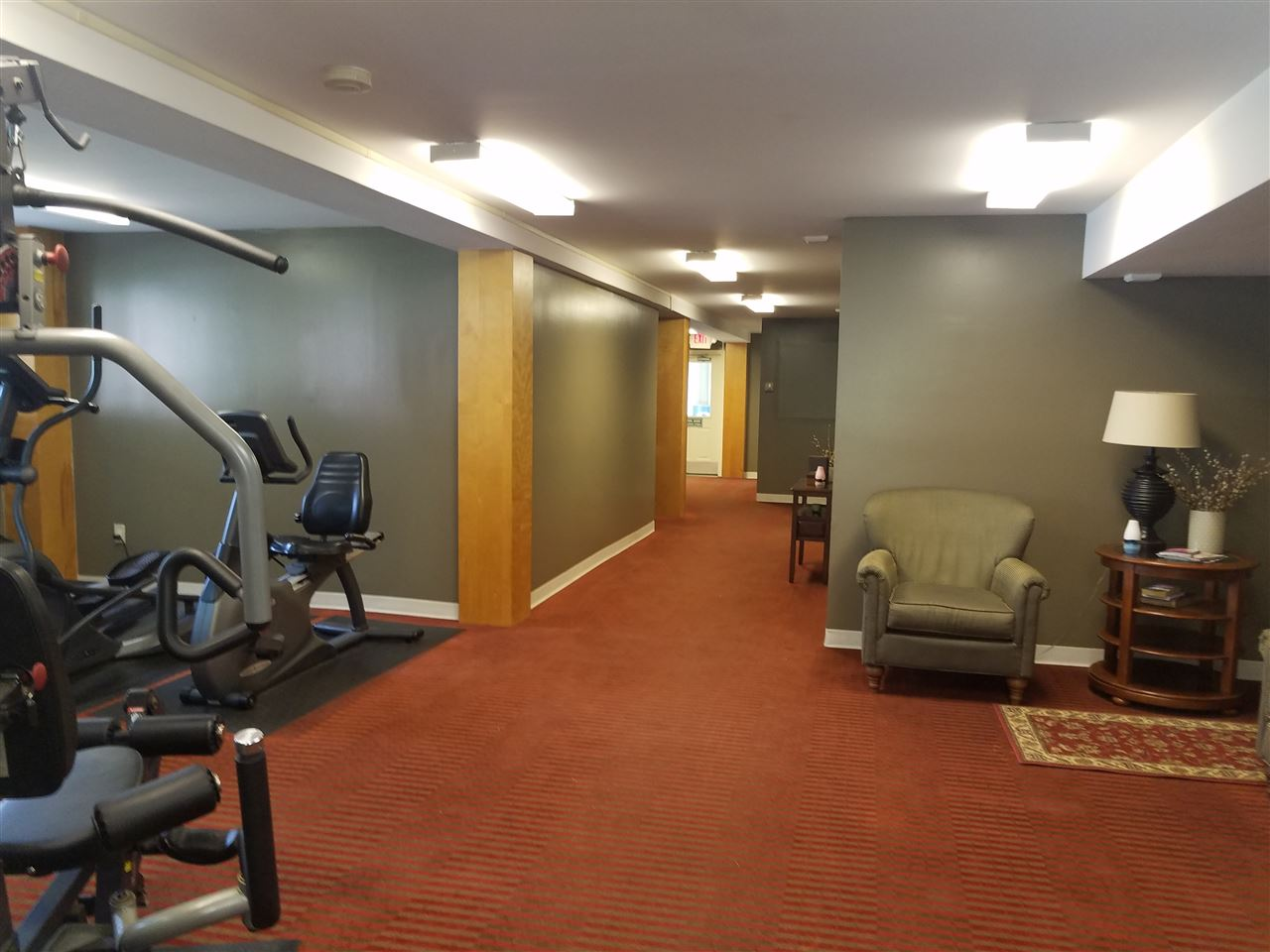 Fitness Room included in HOA 12048185