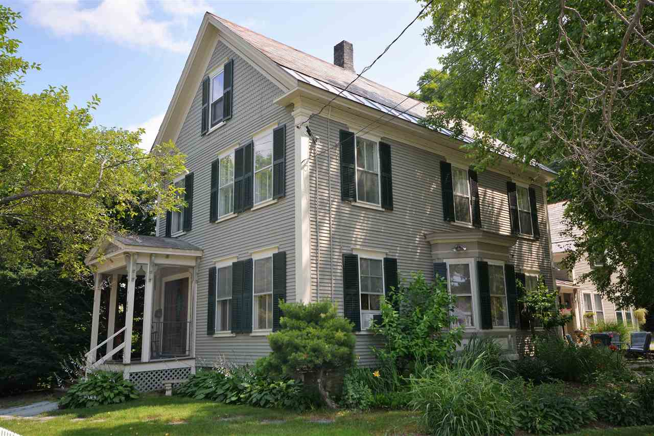 Woodstock VT Multi Family for sale $List Price is $579,900