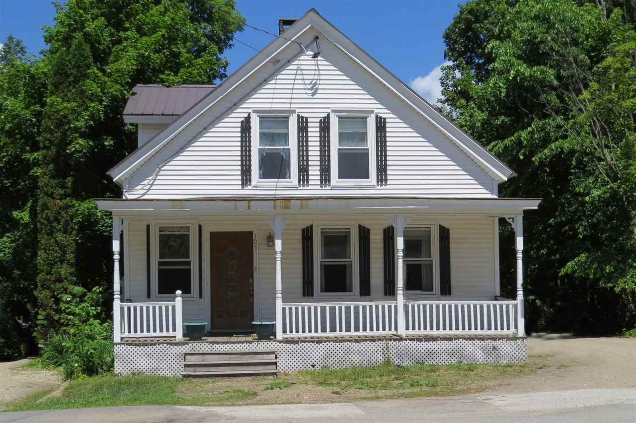 Village of Proctorsville in Town of Cavendish VTMulti Family for sale $List Price is $199,000