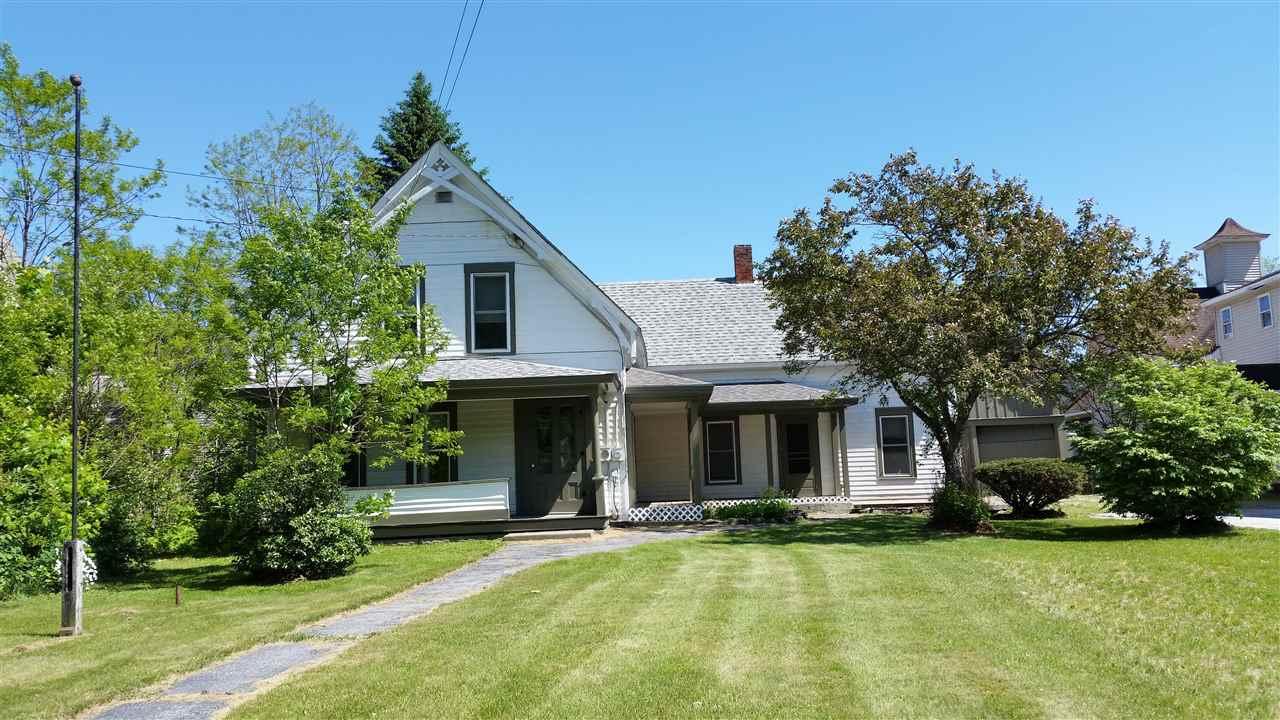 VILLAGE OF BRADFORD IN TOWN OF BRADFORD VTHome for sale $$159,900 | $56 per sq.ft.