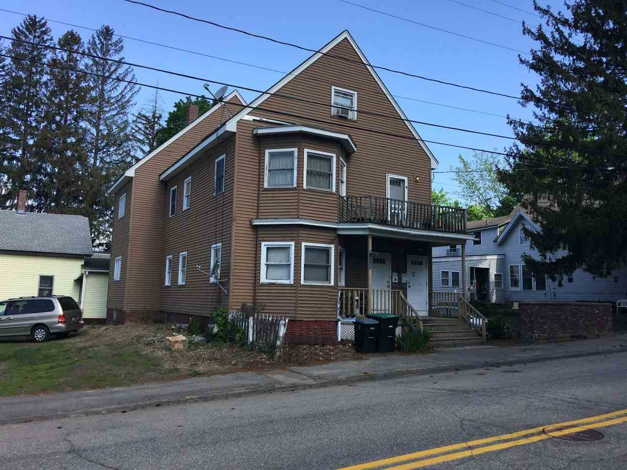 Commercial Property For Sale In Franklin Nh