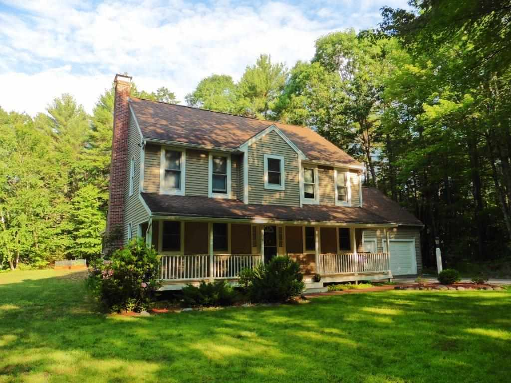 Fremont NHHome for sale $List Price is $399,000