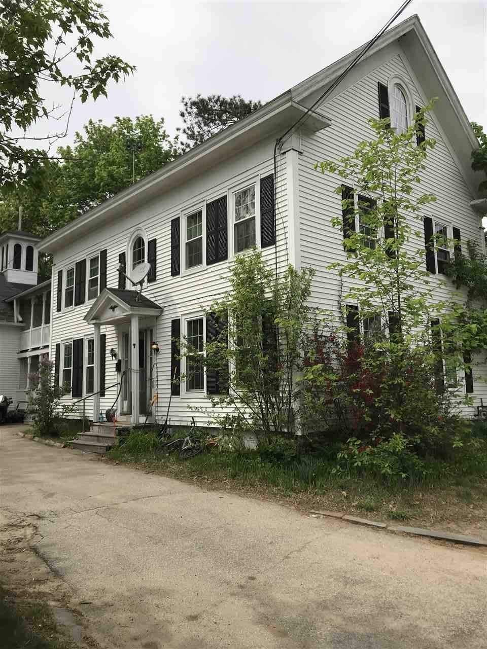 BOSCAWEN NH Multi Family for sale $$225,000 | $94 per sq.ft.