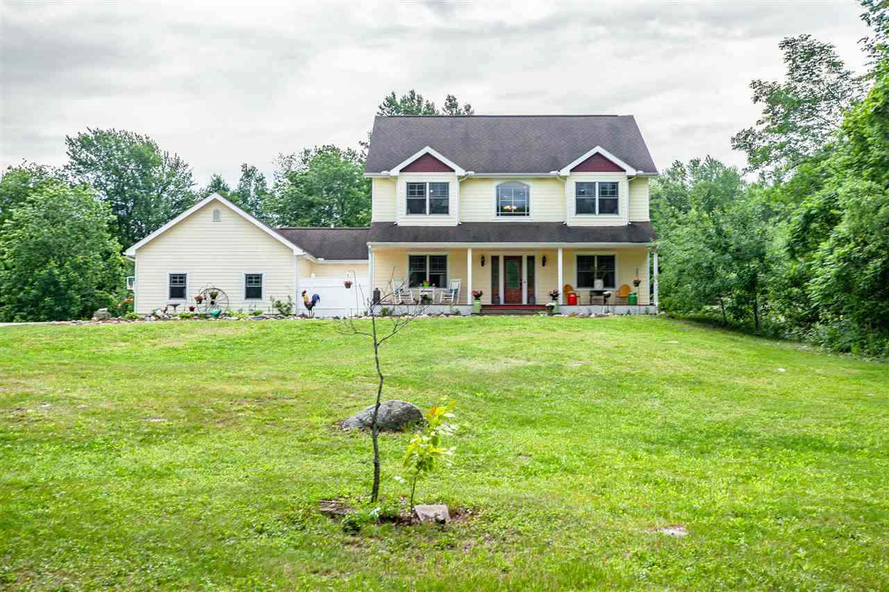 Winchester NH Horse Farm | Property