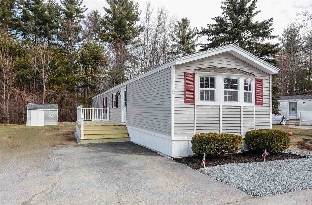 Londonderry NHMobile-Manufacured Home for sale $List Price is $89,900