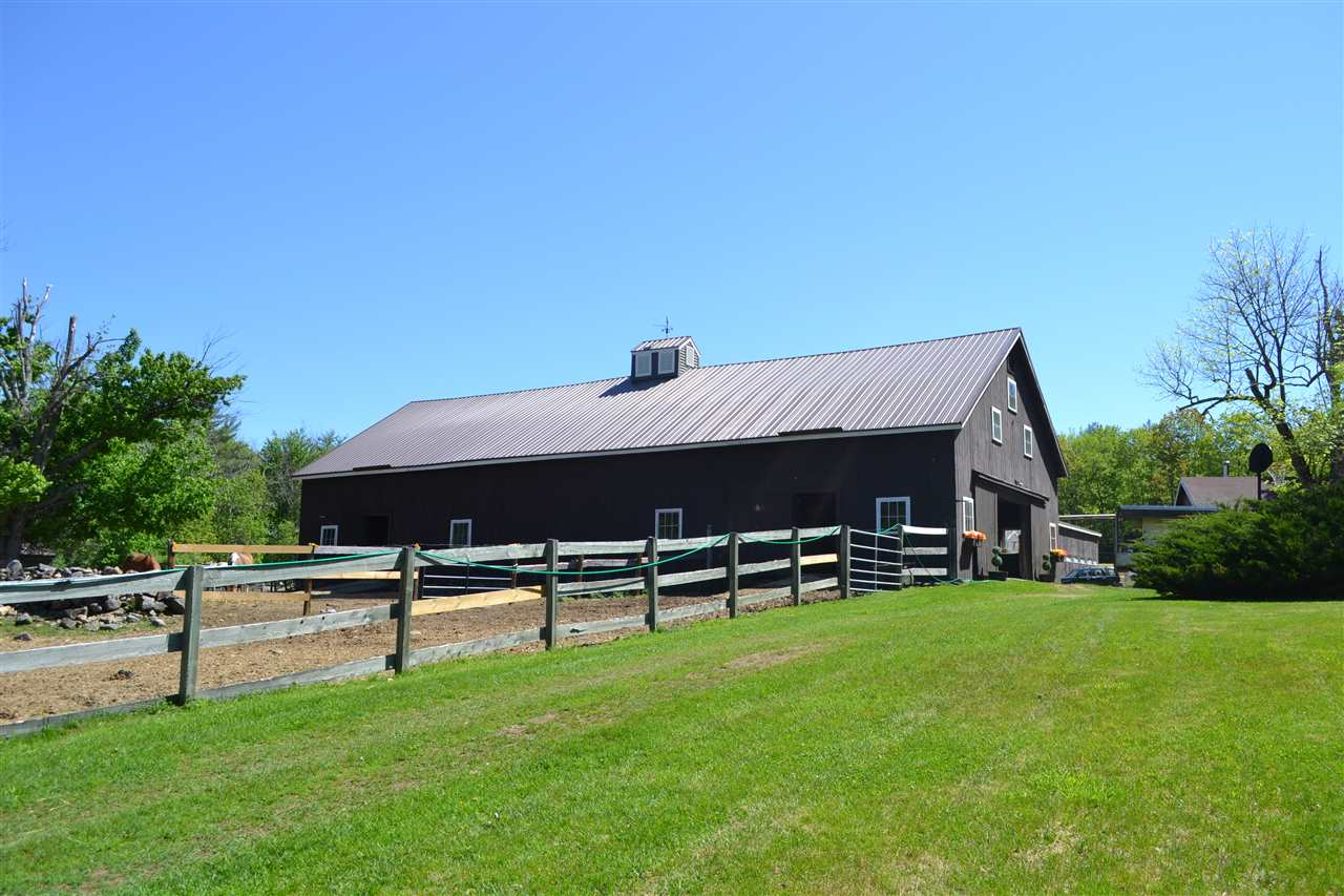 Belmont NH Horse Farm | Property