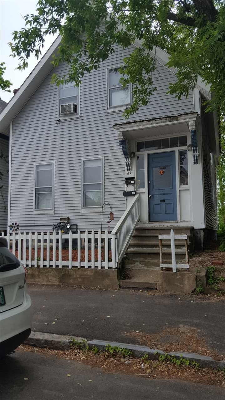 Manchester NHMulti Family for sale $List Price is $185,000