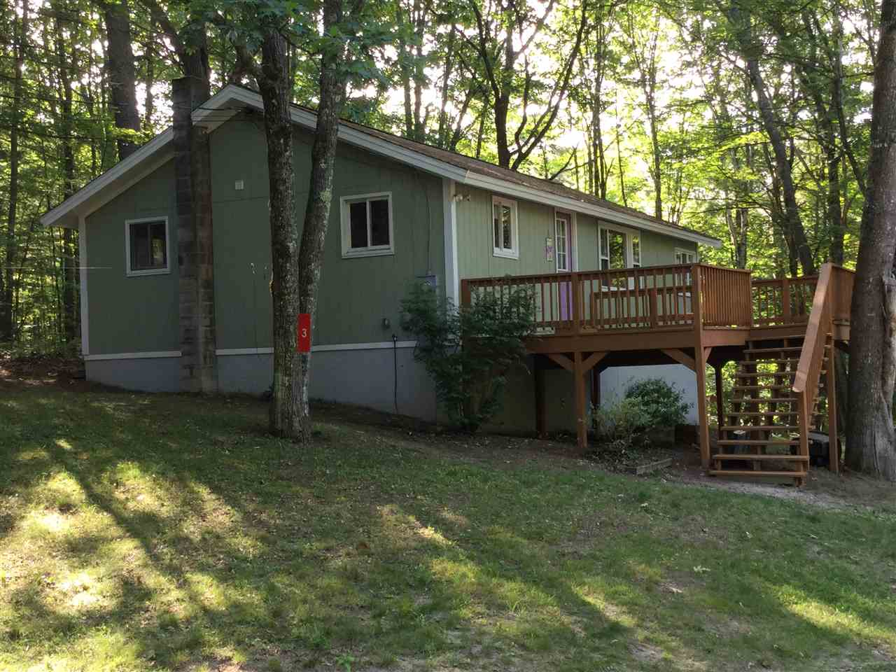 VILLAGE OF CENTER OSSIPEE IN TOWN OF OSSIPEE NH Home for sale $159,000