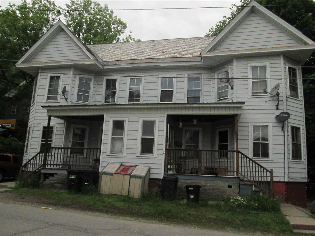 ROCKINGHAM VT Multi Family for sale $$77,000 | $28 per sq.ft.