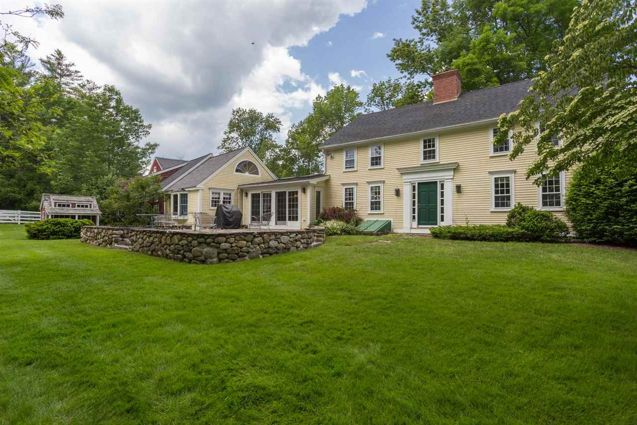 Kensington NH Horse Farm | Property