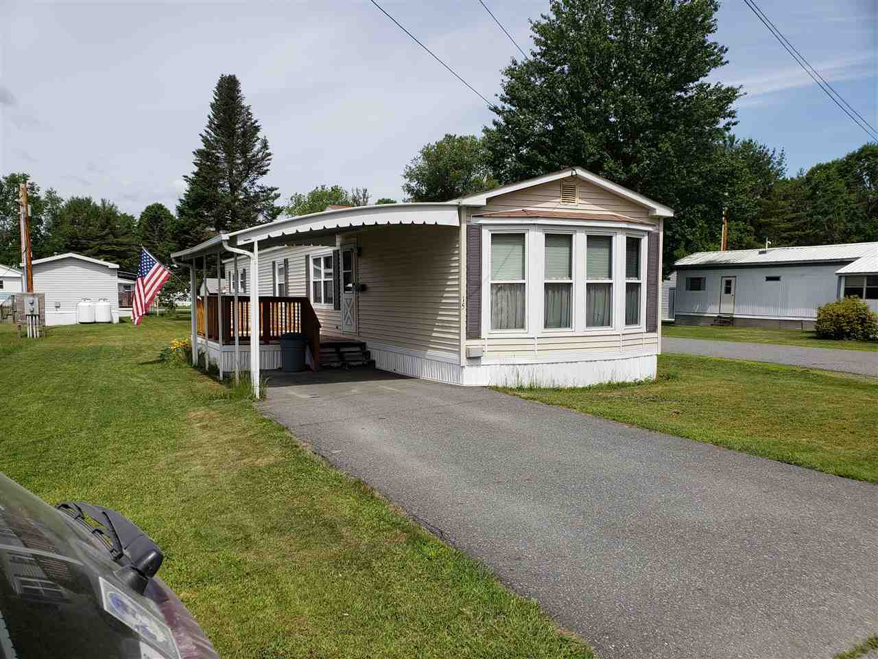 LEBANON NH Mobile-Manufacured Home for sale $$60,000 | $63 per sq.ft.