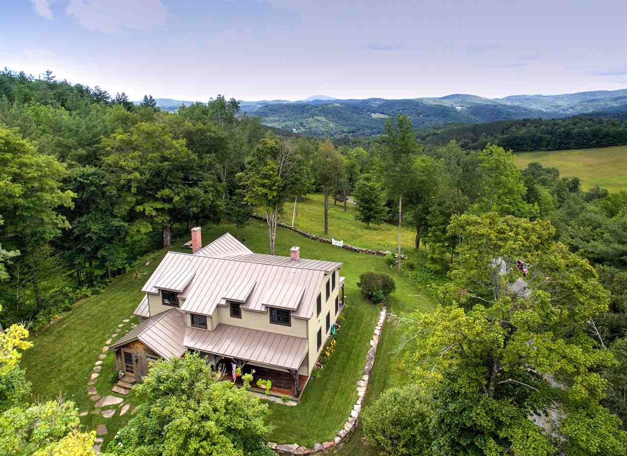 Woodstock VT Home for sale $List Price is $1,585,000
