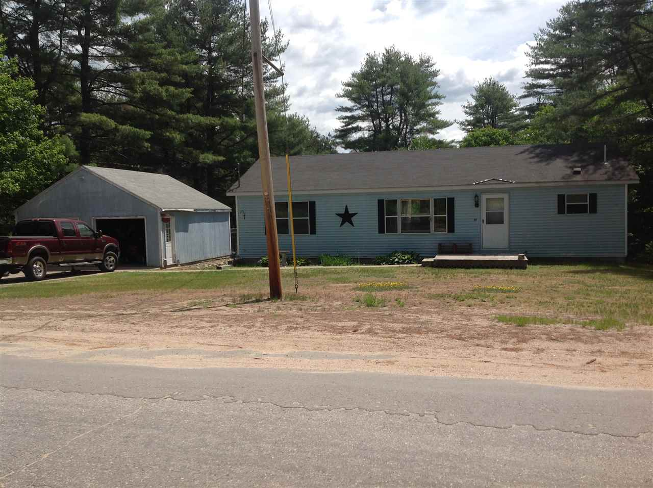 Effingham NH Home for sale $$182,500 $136 per sq.ft.