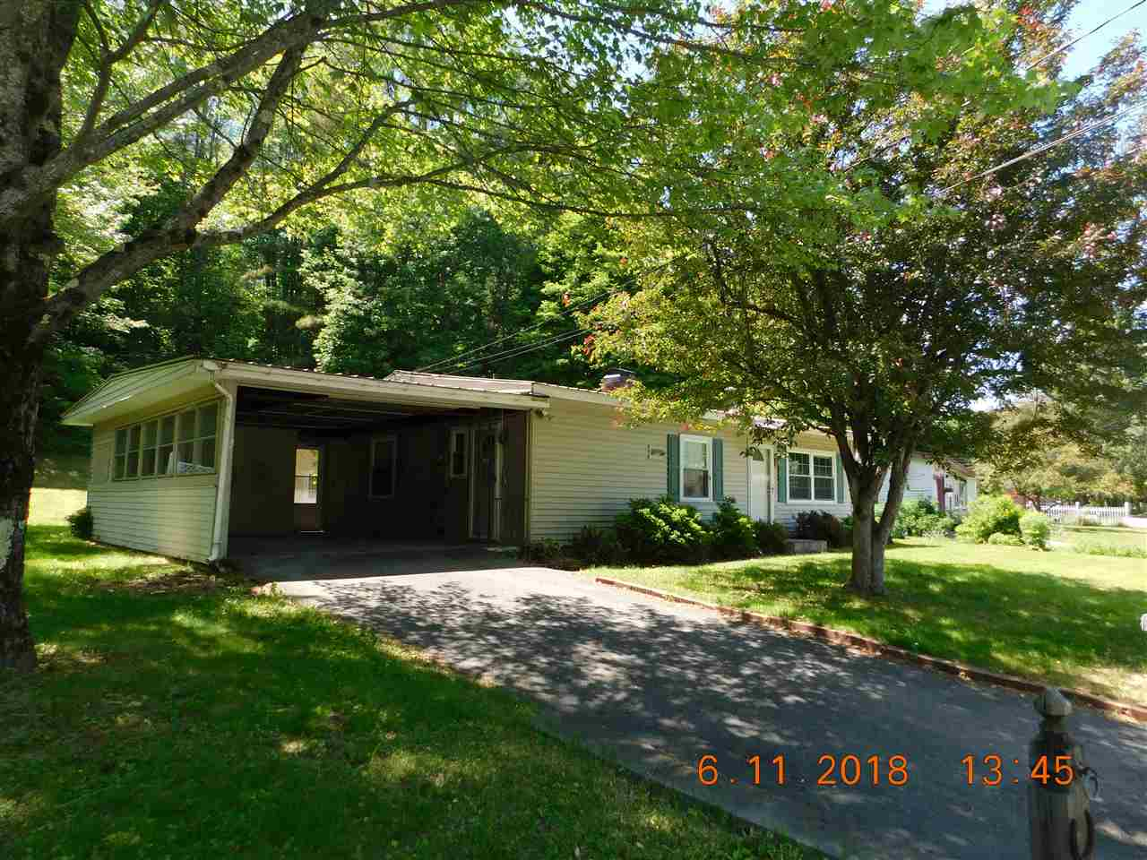 Springfield VT Home for sale $List Price is $100,000