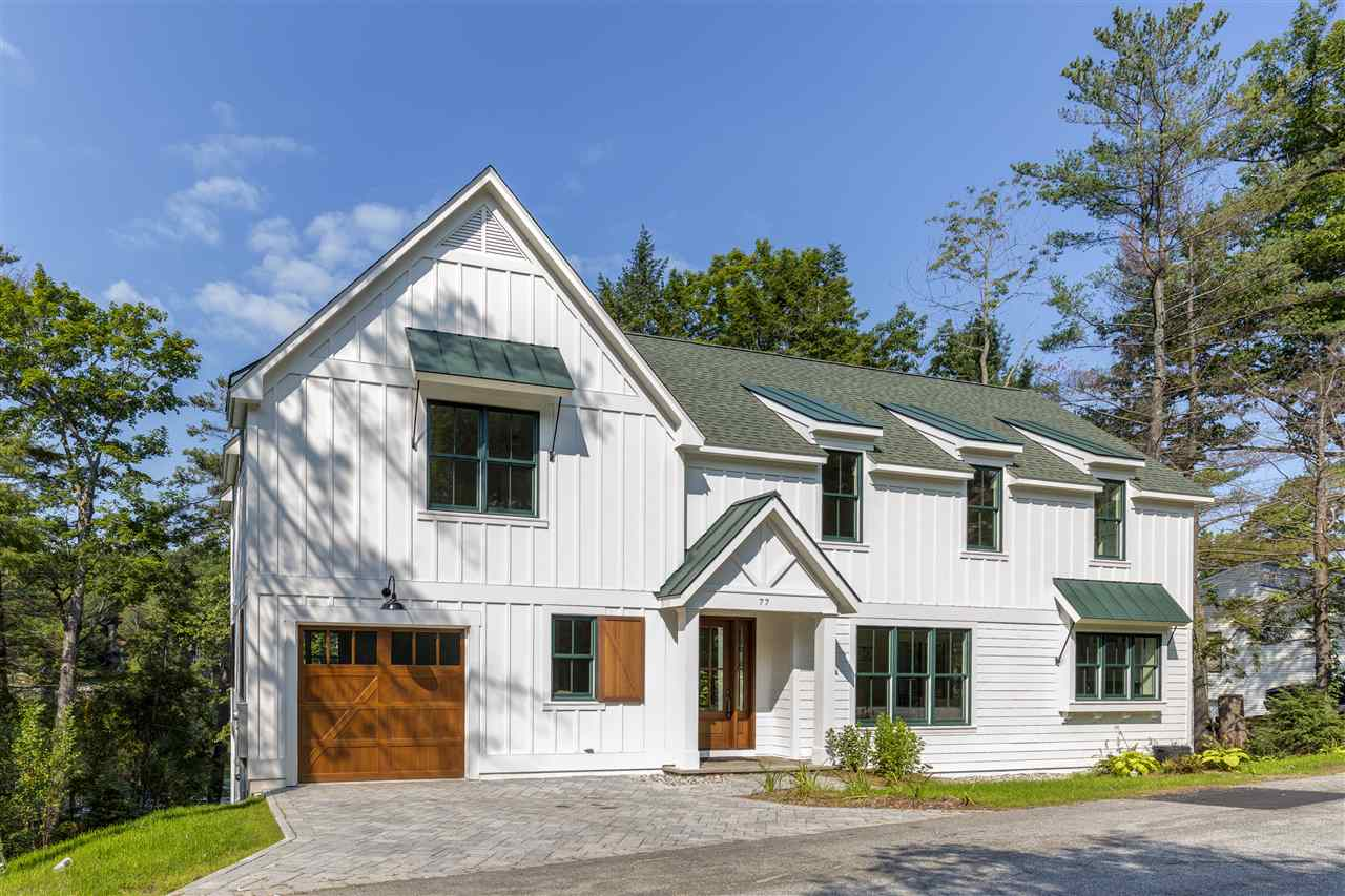 SUNAPEE NH Lake House for sale $$1,995,000 | $637 per sq.ft.