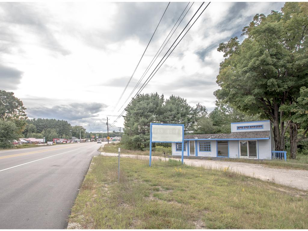 OSSIPEE NH Commercial Listing for sale