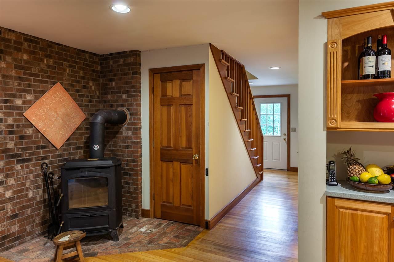 Kitchen to front door