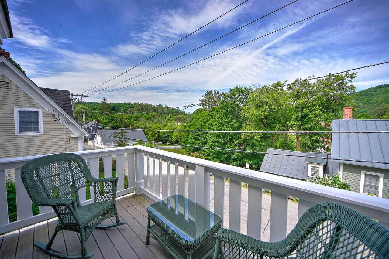 Upper level Front Porch with a View! 12149043