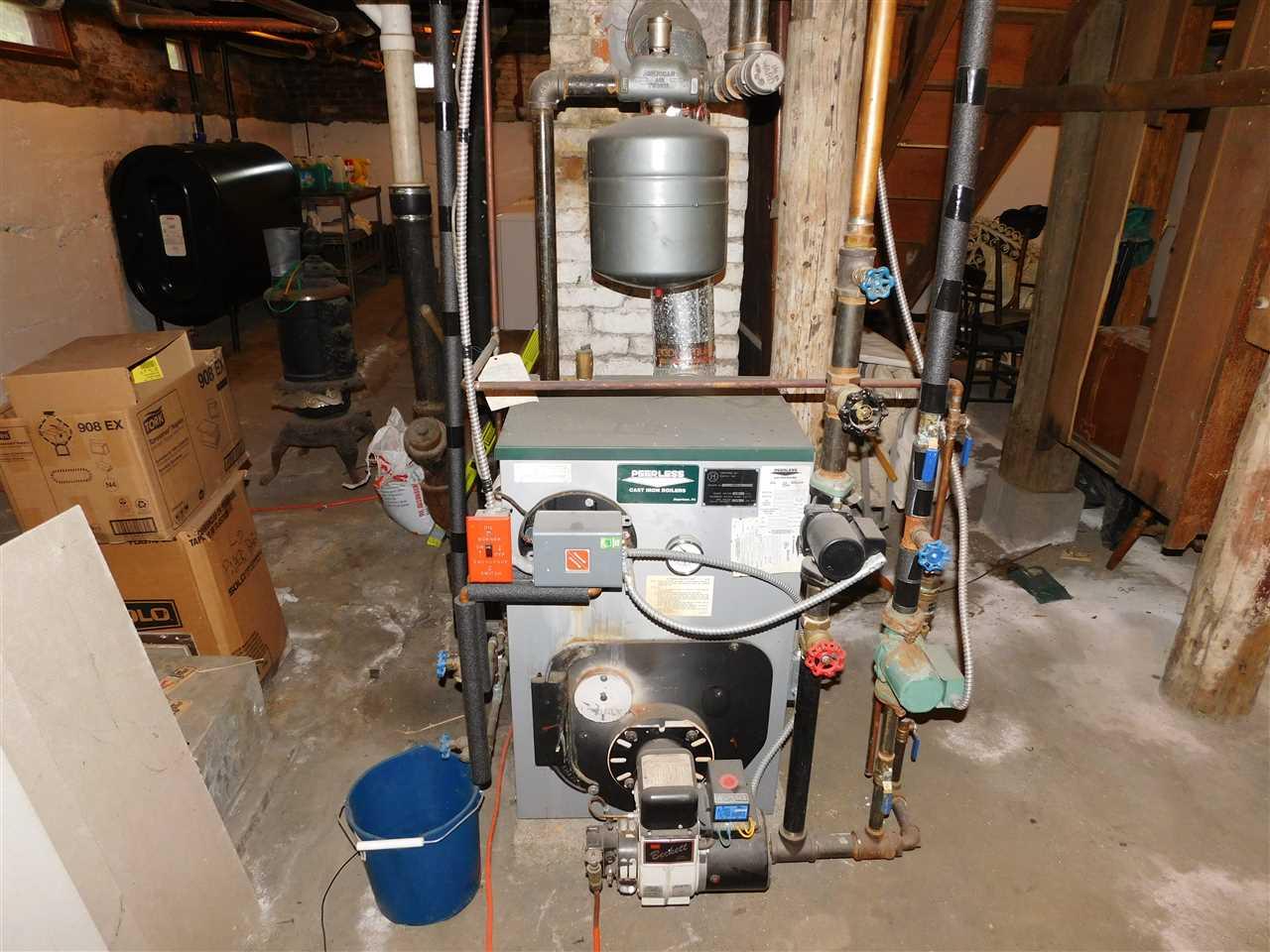 Ultimate Oil Fired Boiler! 12114579