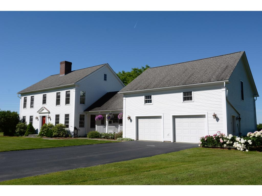 Cornwall VT Horse Farm | Property
