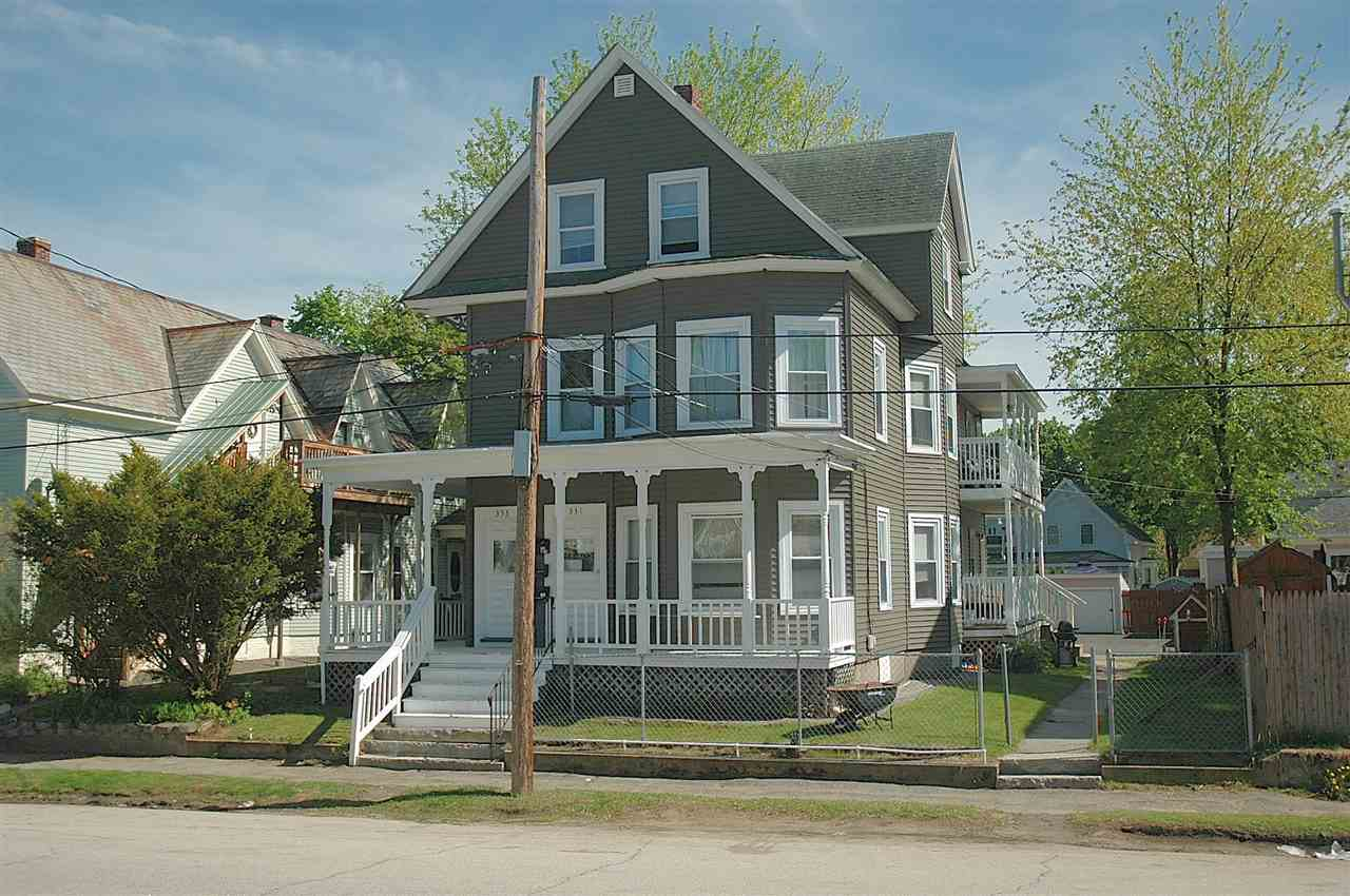 image of Manchester NH  3 Unit Multi Family | sq.ft. 4623