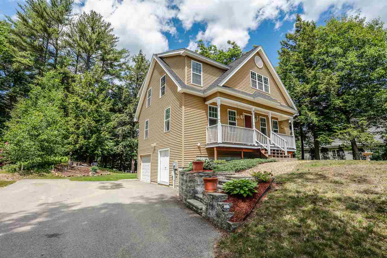 VILLAGE OF CENTER BARNSTEAD IN TOWN OF BARNSTEAD NH Home for sale $234,000