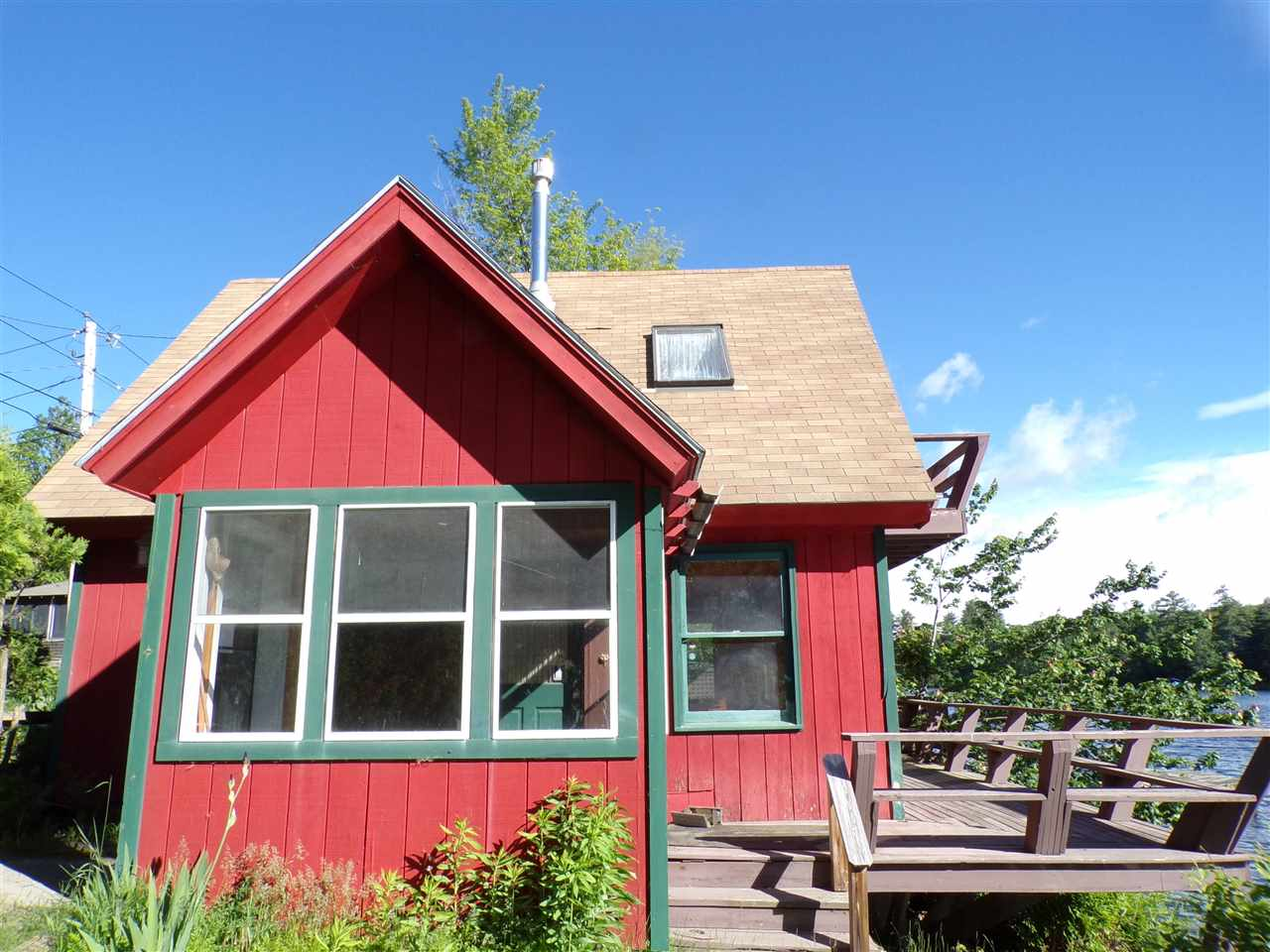 ALSTEAD NH Lake House for sale $$187,000 | $236 per sq.ft.