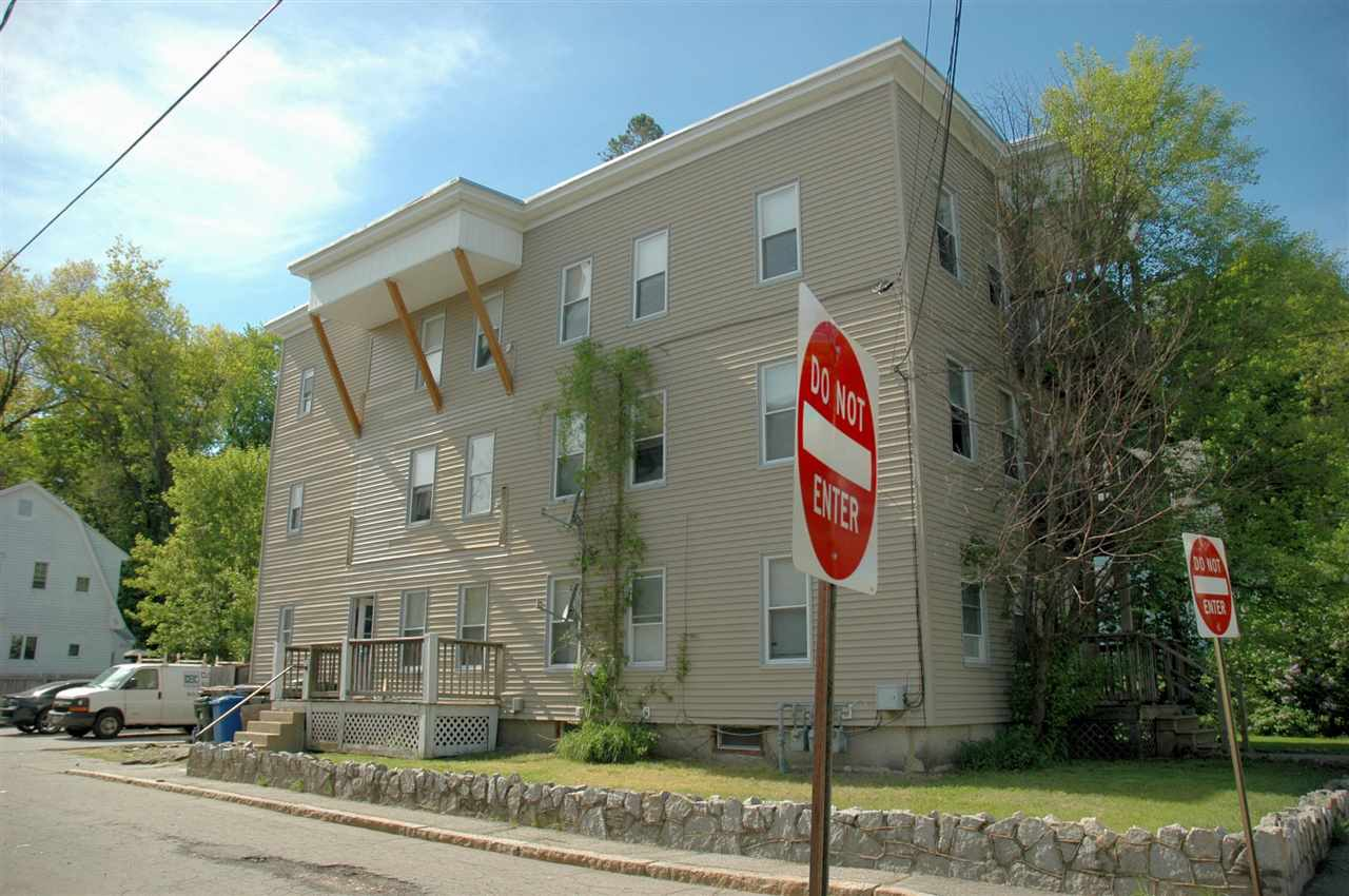 image of Manchester NH  3 Unit Multi Family | sq.ft. 5112