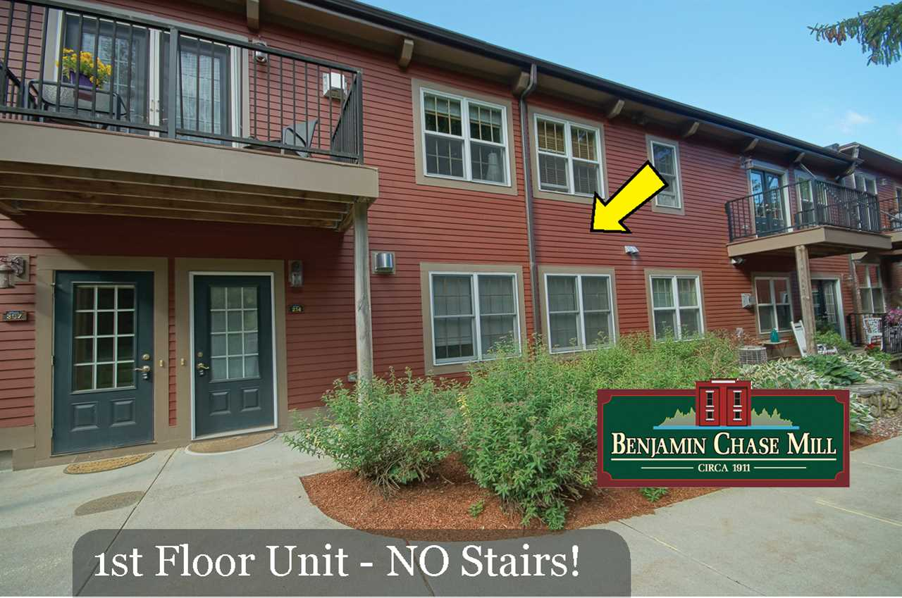 image of Derry NH Condo | sq.ft. 859