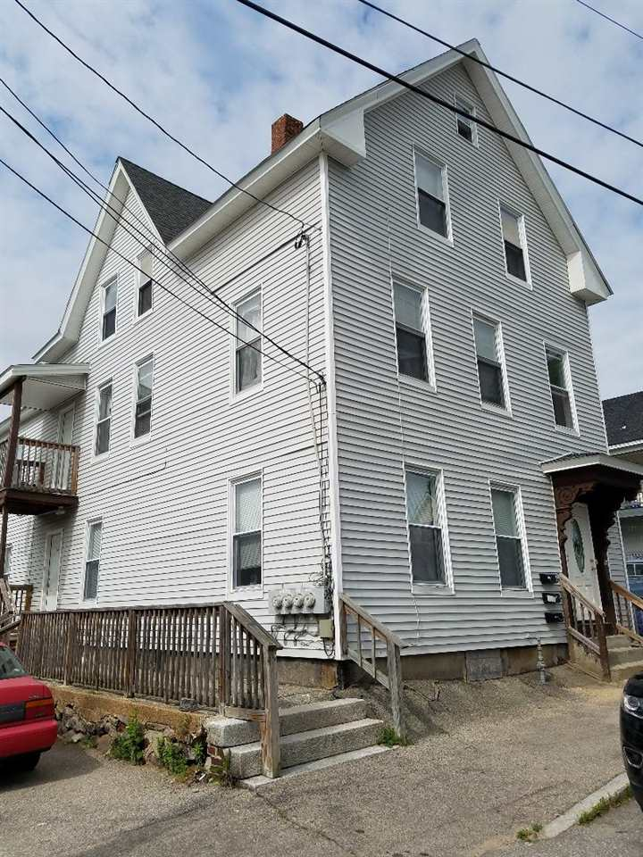 image of Manchester NH  3 Unit Multi Family | sq.ft. 2716