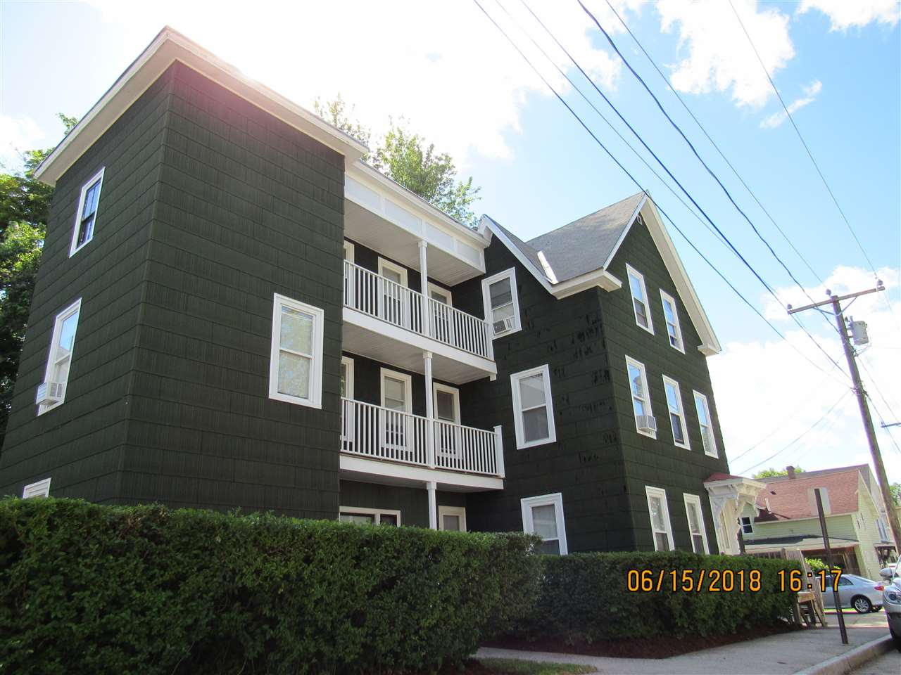 image of Manchester NH  3 Unit Multi Family | sq.ft. 4934