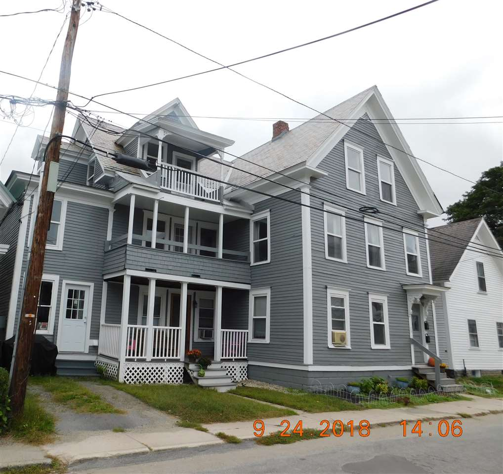 VILLAGE OF BELLOWS FALLS IN TOWN OF ROCKINGHAM VTMulti Family for sale $$126,900 | $43 per sq.ft.