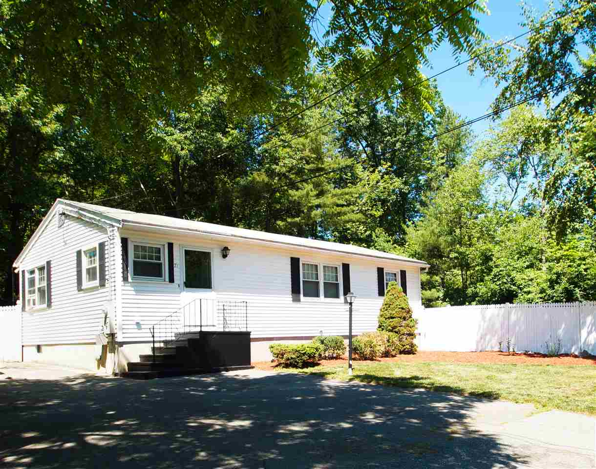 Salem NH Home for sale $List Price is $250,000