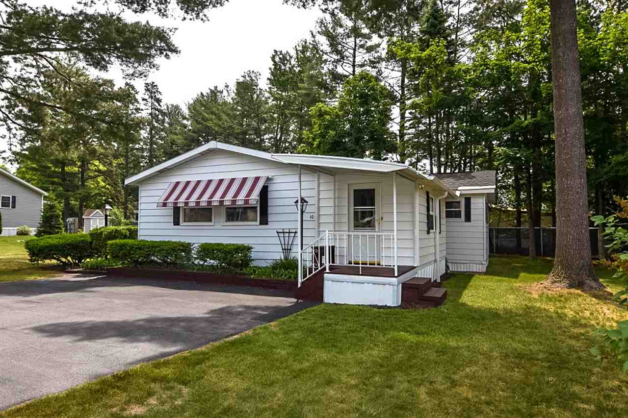 Concord NHMobile-Manufacured Home for sale $List Price is $62,500