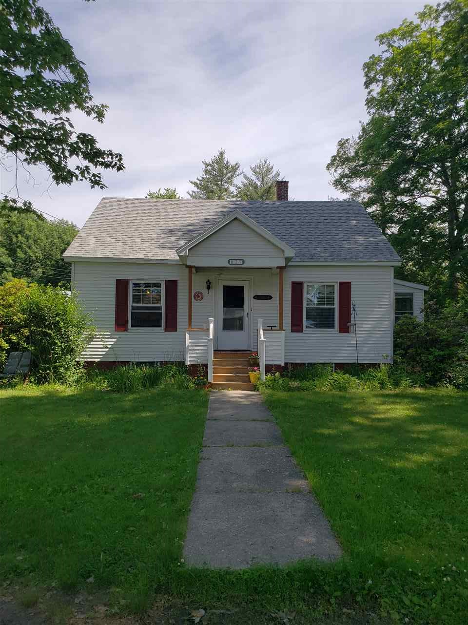 CLAREMONT NH Home for sale $$130,000 | $75 per sq.ft.