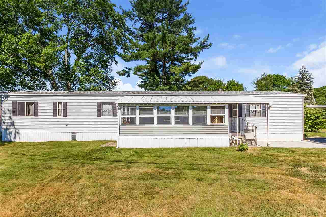 Hooksett NH Mobile-Manufacured Home for sale $List Price is $65,000