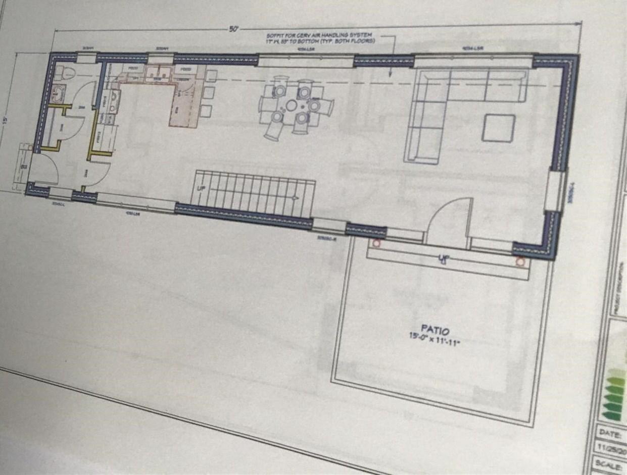 Possible Level 1 Floor Plan