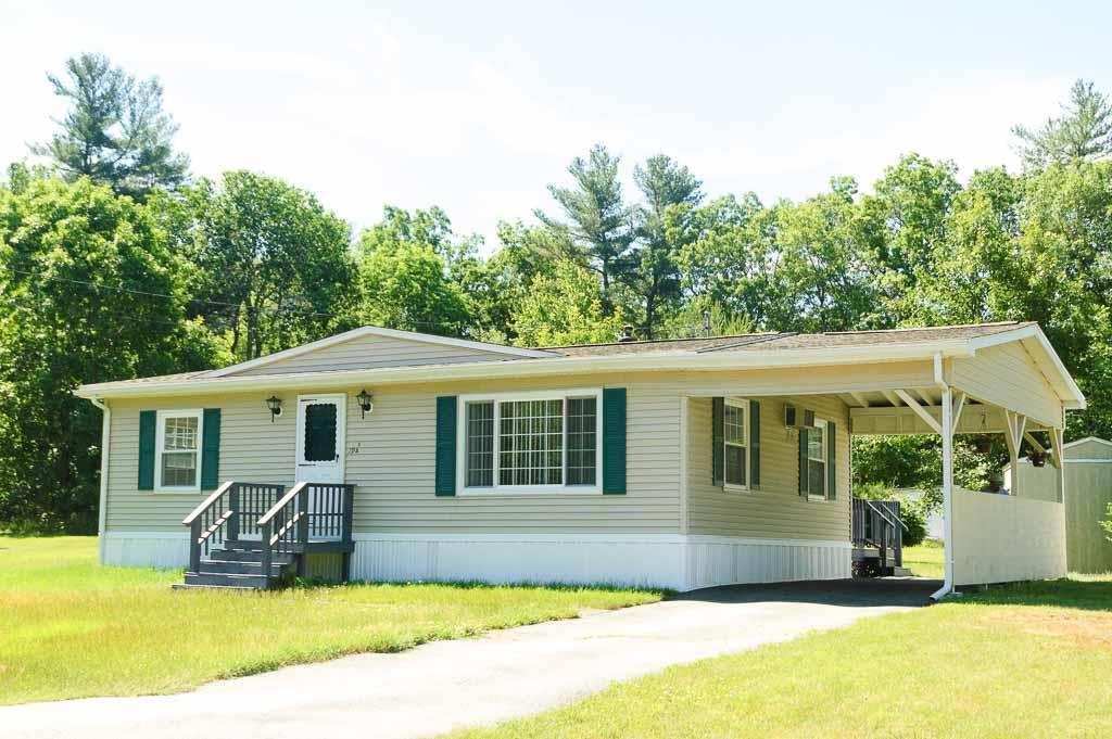 Salem NH Mobile-Manufacured Home for sale $List Price is $134,900