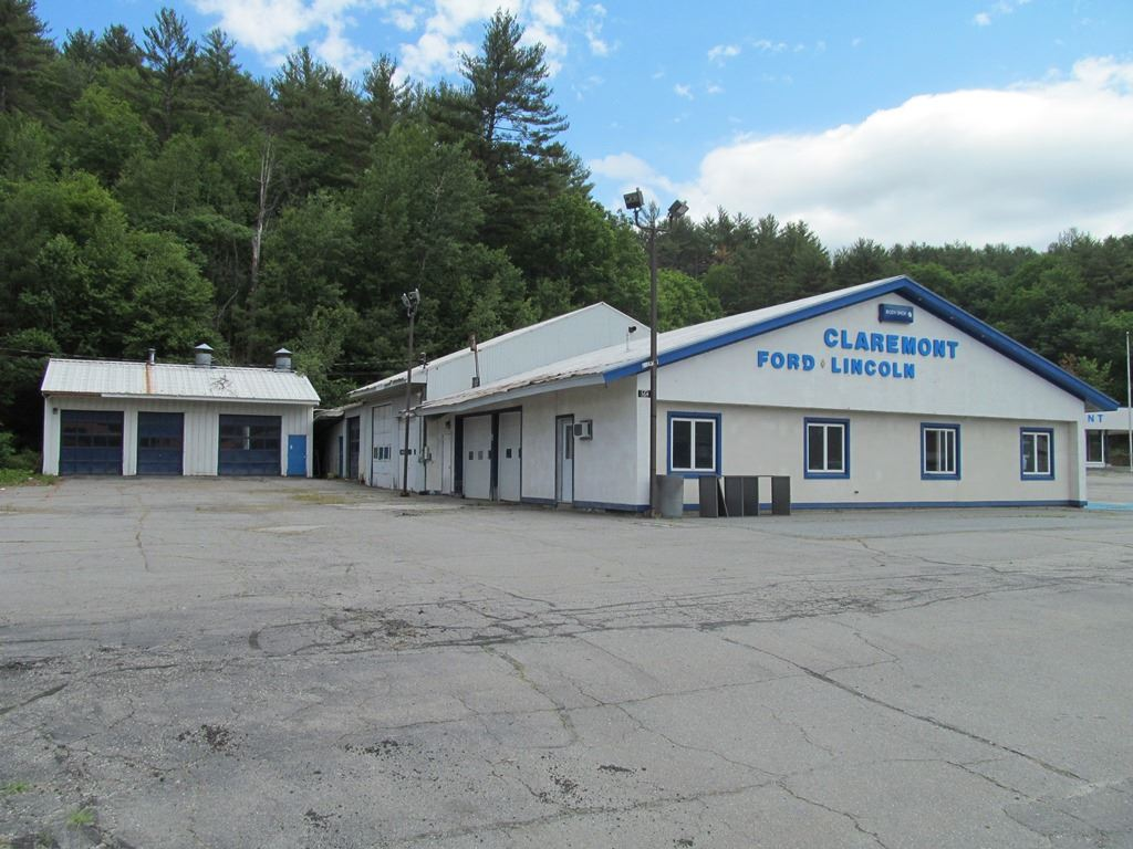Claremont NH 03743 Commercial Property for sale $List Price is $419,000
