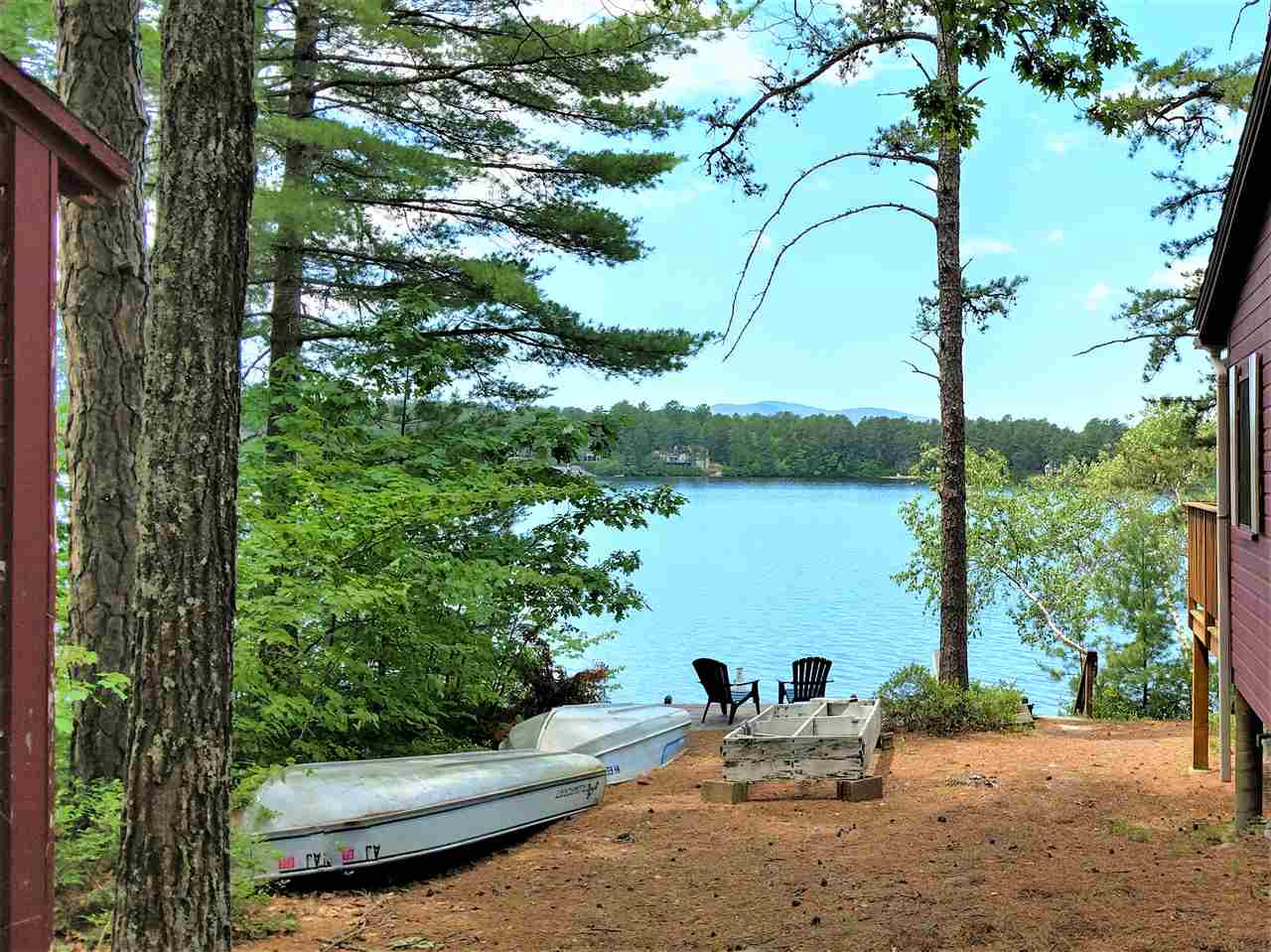 MLS 4702100: 61 Bay Point Road, Ossipee NH