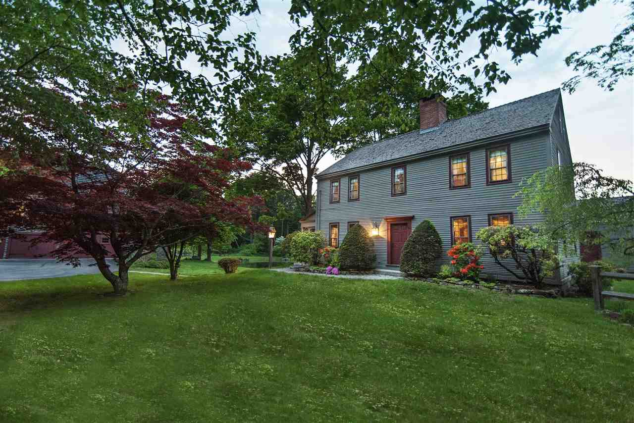 Danville NH Horse Farm | Property