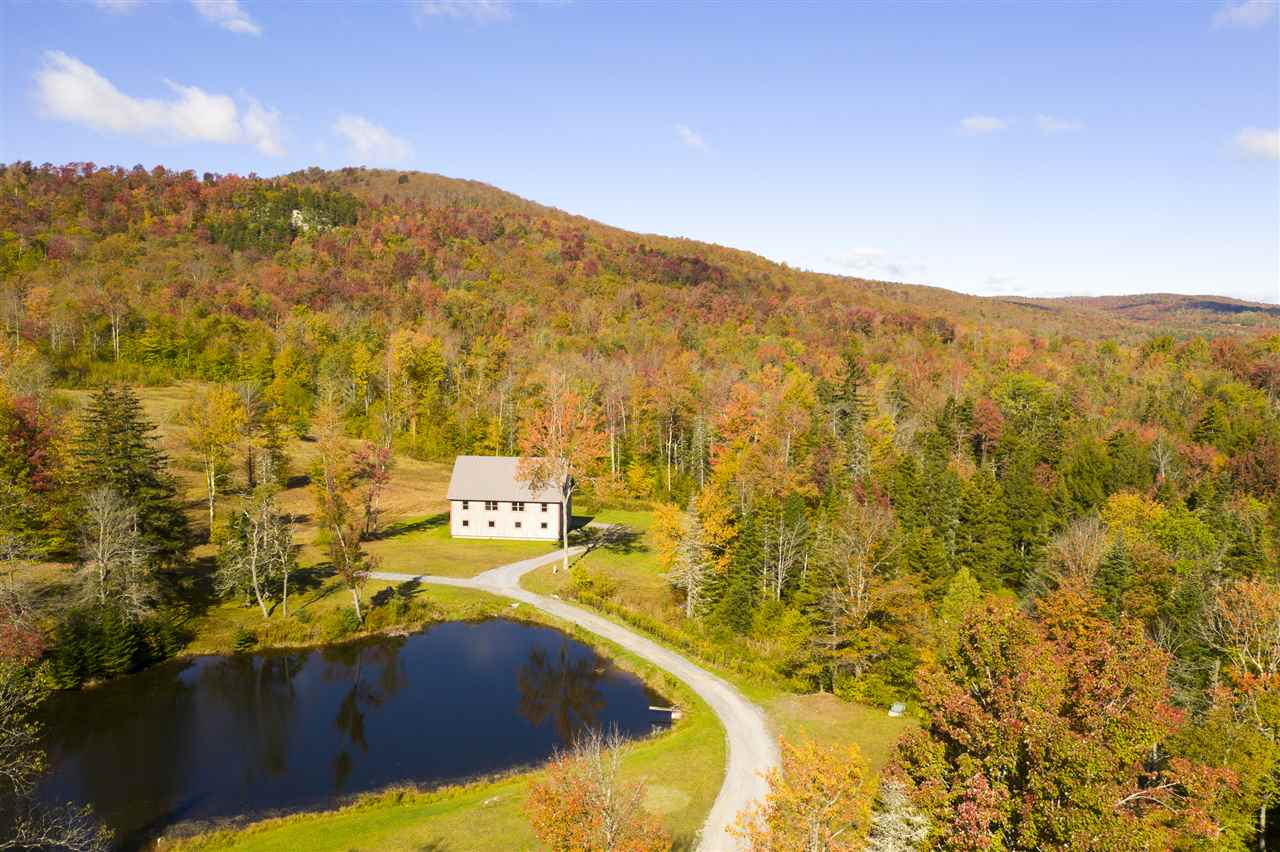 Lincoln VT Horse Farm | Property  on Private pond