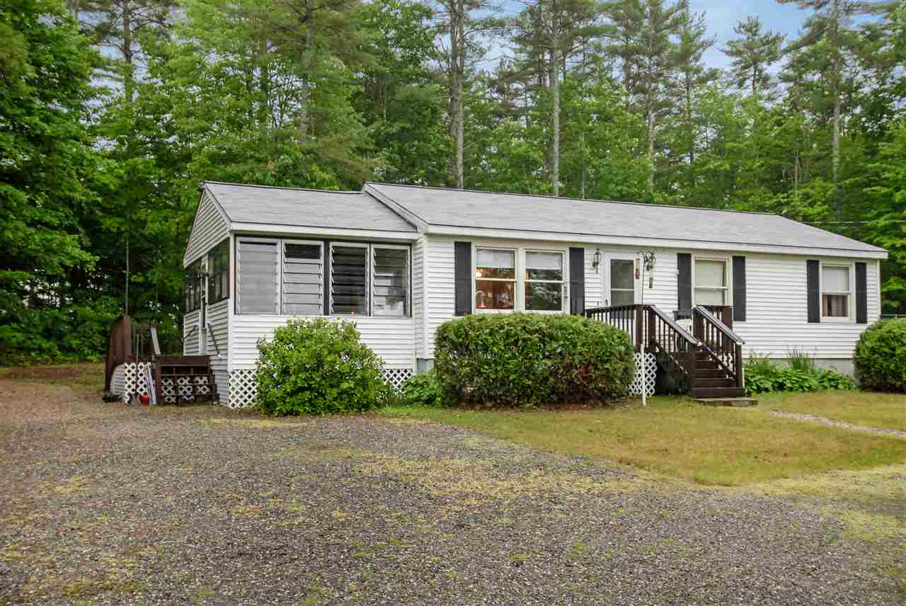 VILLAGE OF EAST WAKEFIELD IN TOWN OF WAKEFIELD NH  Home for sale $315,000