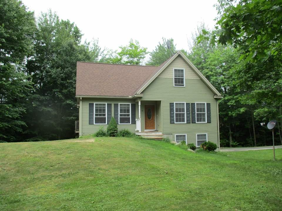 VILLAGE OF CENTER BARNSTEAD IN TOWN OF BARNSTEAD NH Home for sale $244,900