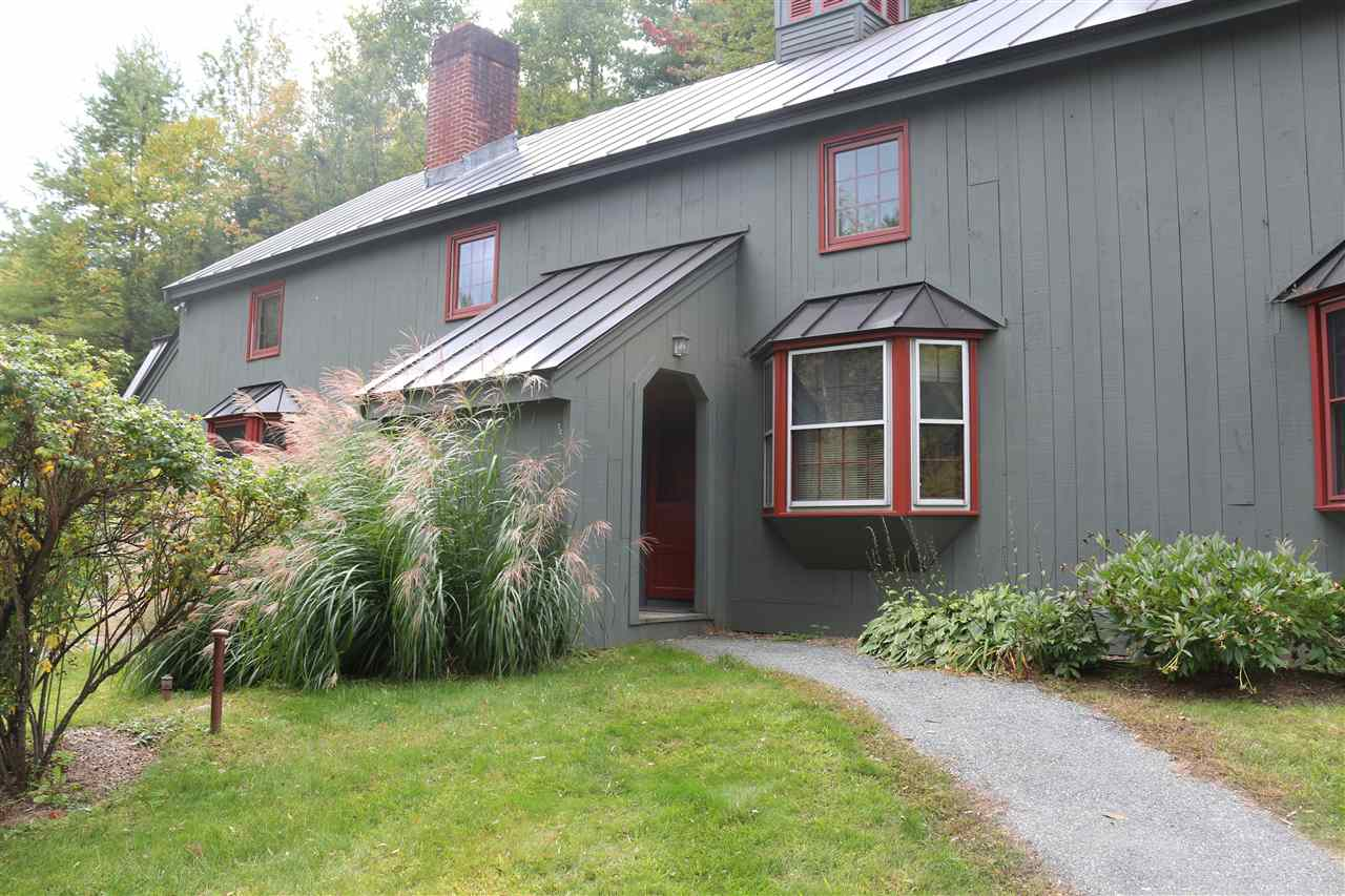 VILLAGE OF QUECHEE IN TOWN OF HARTFORD VT Condo for sale $$62,000 | $75 per sq.ft.