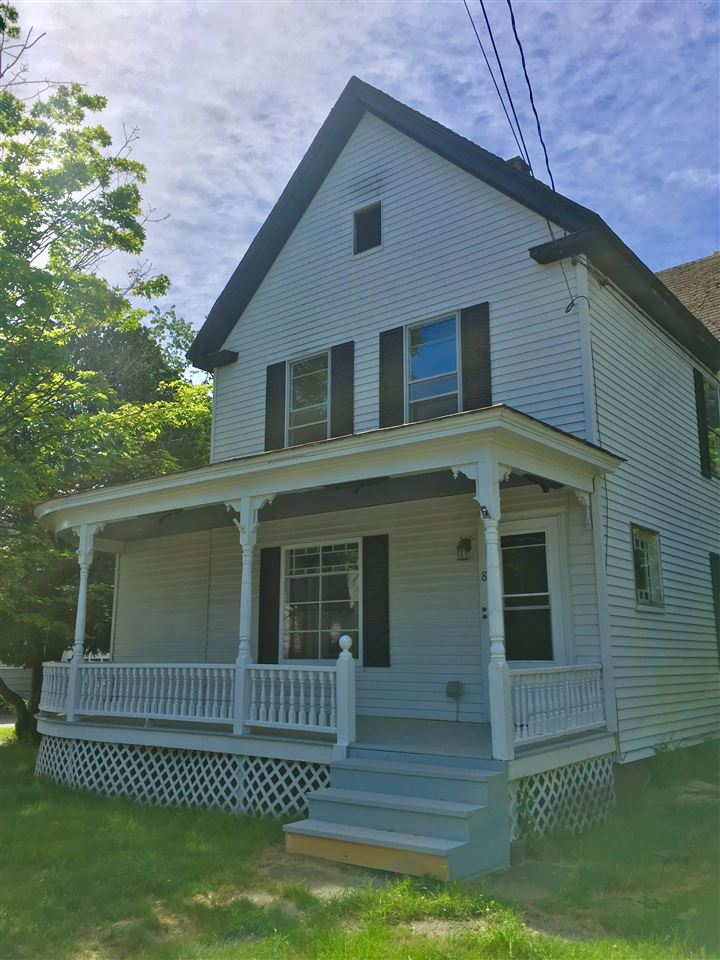 SPRINGFIELD VT Home for sale $$126,000 | $76 per sq.ft.