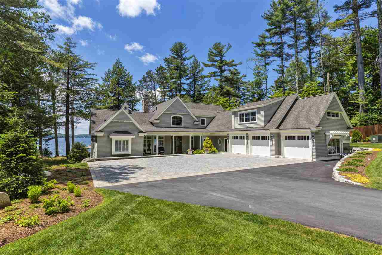 NEW LONDON NH Lake House for sale $$4,250,000 | $933 per sq.ft.