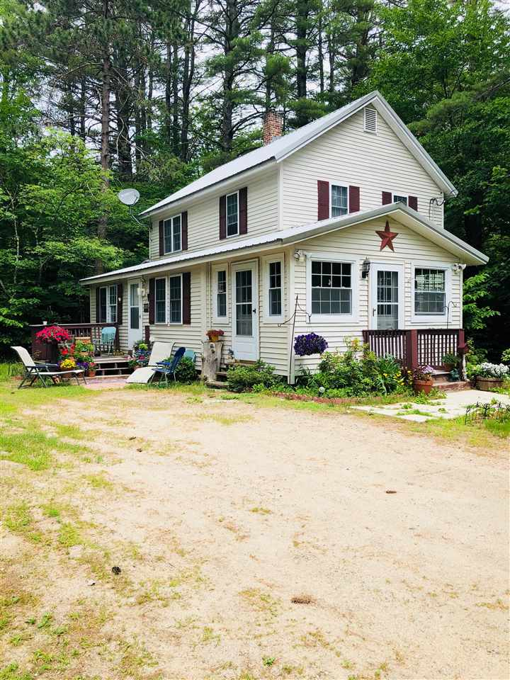 OSSIPEE NH Home for sale $138,000