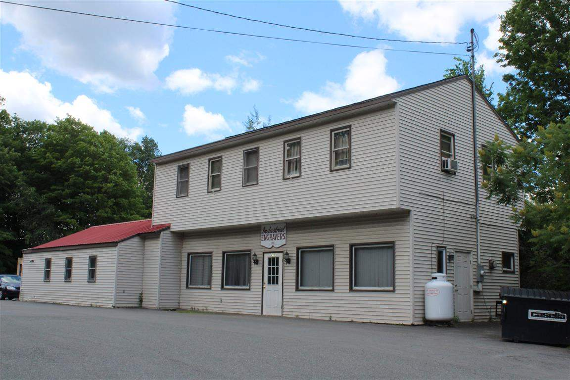 CLAREMONT NH Commercial Property for sale $$124,900 | $45 per sq.ft.