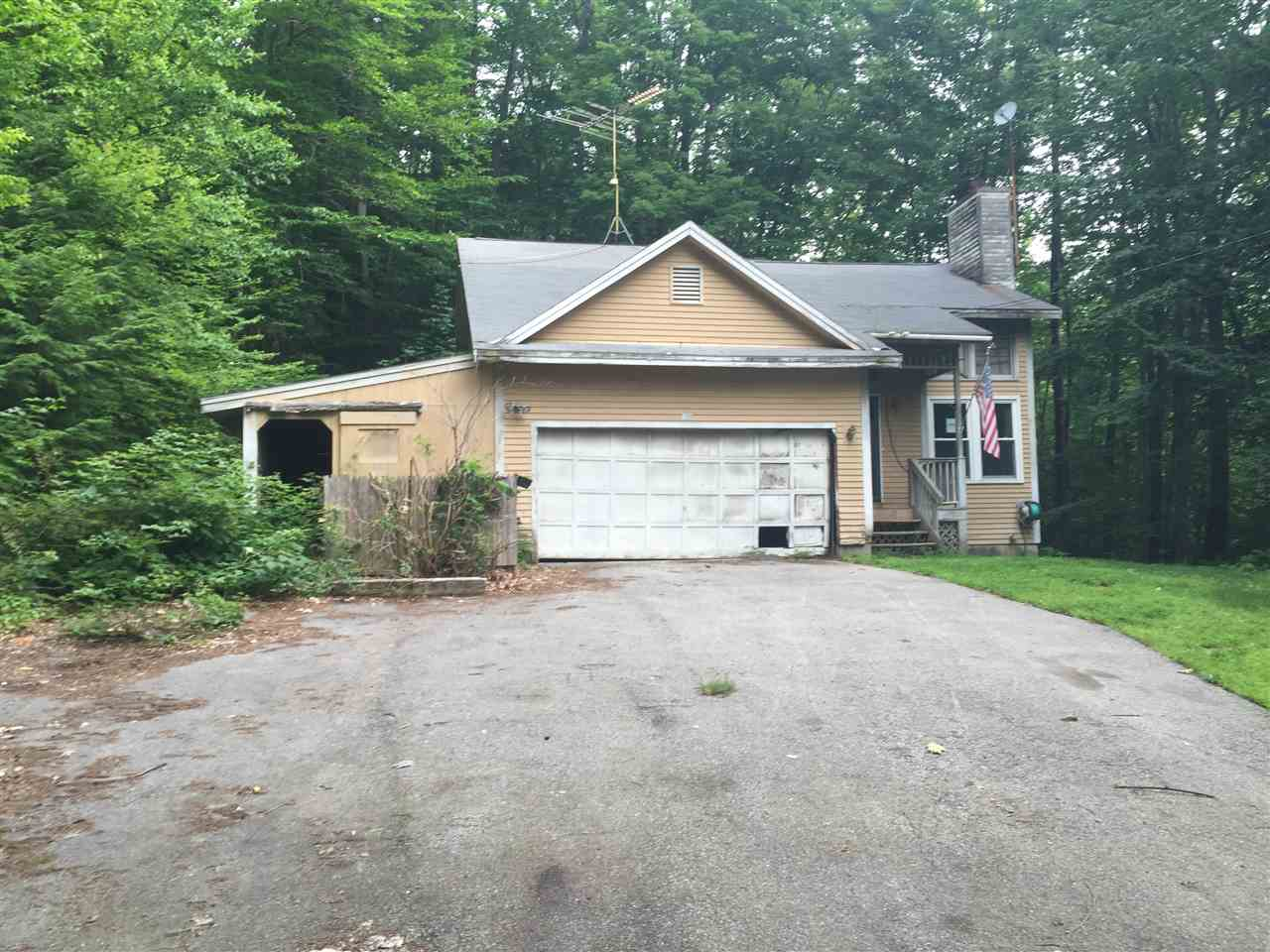 Weare NH Home for sale $List Price is $159,900
